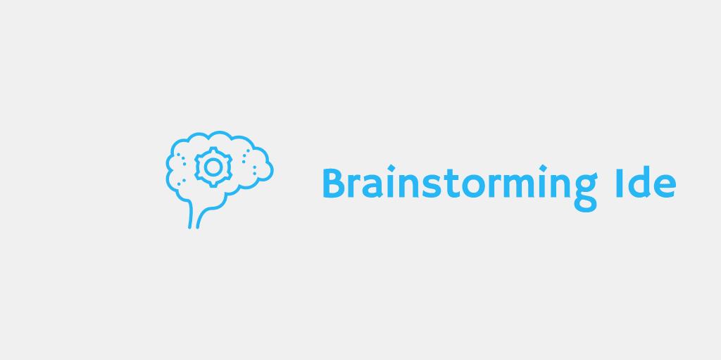 brainstorming ide