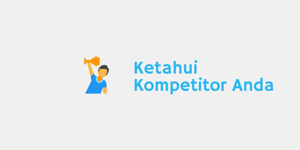 kompetitor anda