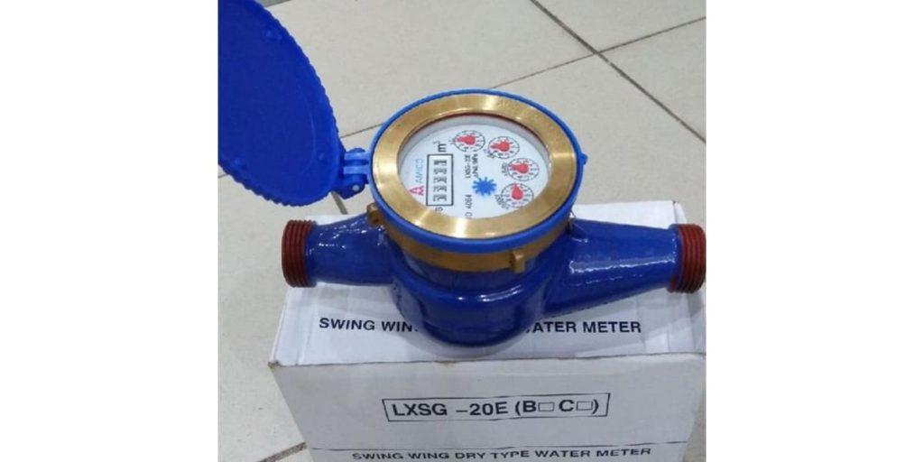 beberapa harga water meter dengan ukuran setengah inchi merk Onda ada di pasaran.